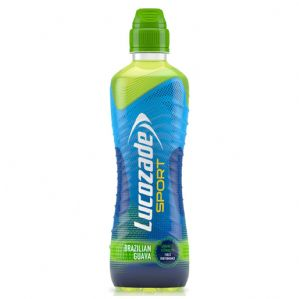 Lucozade Sport 12 x 500ml Plain Pack Brazillian